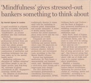 Financial Times 5 mei 2014